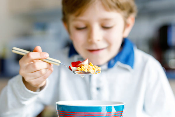 Healthy Breakfasts For Growing Minds:  Why is the first meal of the day important?