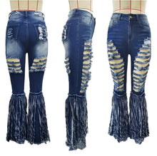Load image into Gallery viewer, ja-002  new style jeans pants