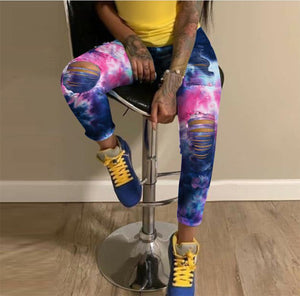 ja-003   colorfull jeans pants