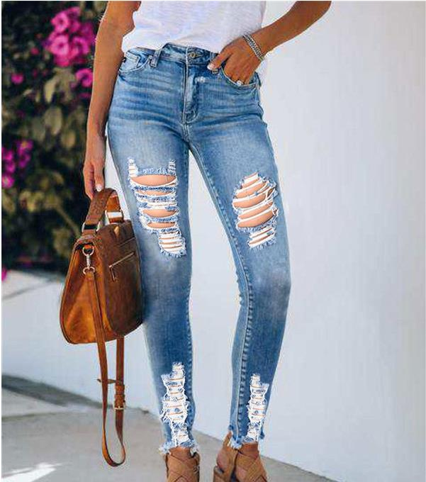 ja-009  jeans for girl