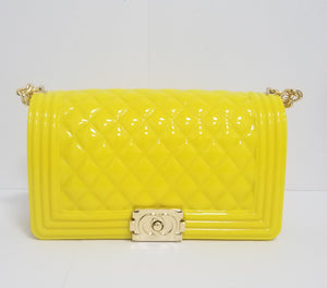 wholesale bright jelly purse for girl