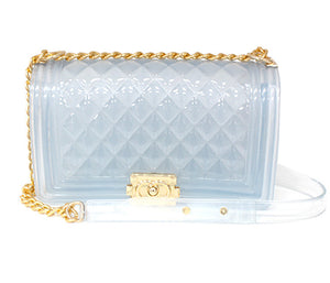 wholesale clear jelly purse for women