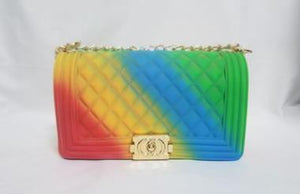 wholesale factory price jelly purse for girl