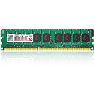 Transcend 8GB DDR3 1333 ECC DIMM 9-9-9 2 Rank