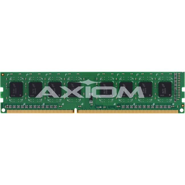 Axiom 4GB DDR3-1600 ECC UDIMM - AX31600E11Z-4G
