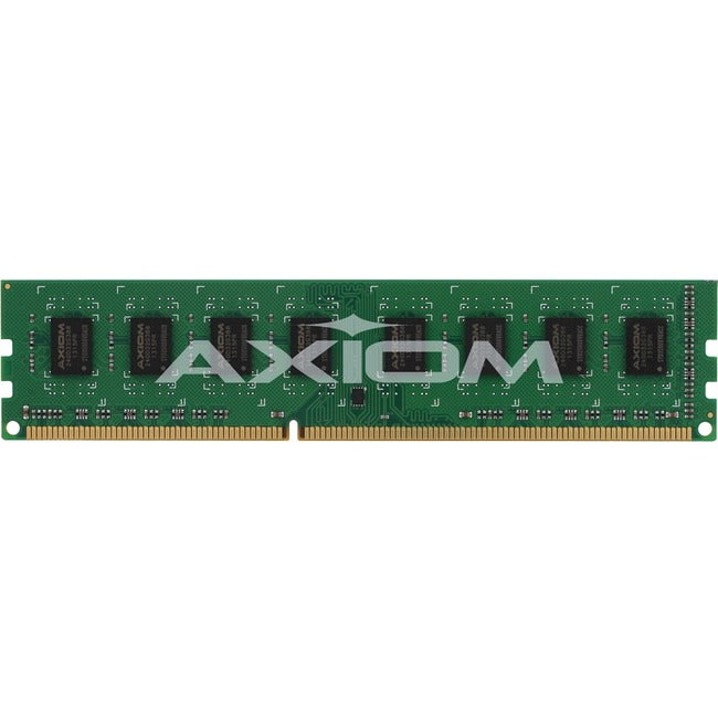 Axiom 4GB DDR3-1600 Low Voltage ECC UDIMM for HP Gen 8 - 713977-B21