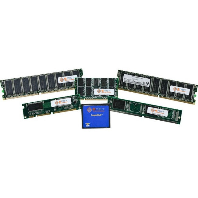Cisco Compatible MEM-CF-4GB, MEM-CF-256U4GB - ENET Approved Mfg 4 GB Compact Flash Card for Cisco ISR 1900, 2900, 3900 Routers
