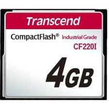 Transcend CF220I 4 GB CompactFlash