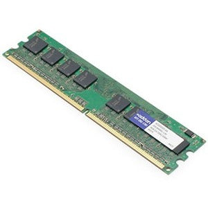 AddOn AA800D2N5-2G x1 Dell A1545335 Compatible 2GB DDR2-800MHz Unbuffered Dual Rank 1.8V 240-pin CL5 UDIMM