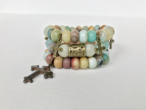 Truth Amazonite Stack