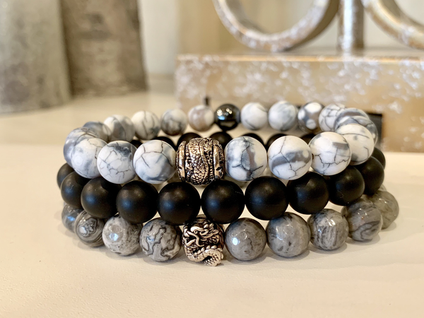 Men's timeless stack