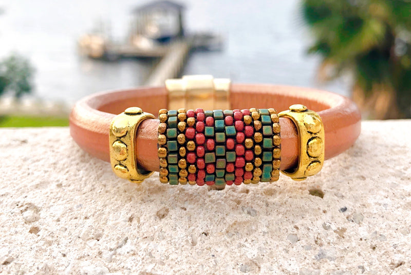 Sedona Leather Bracelet