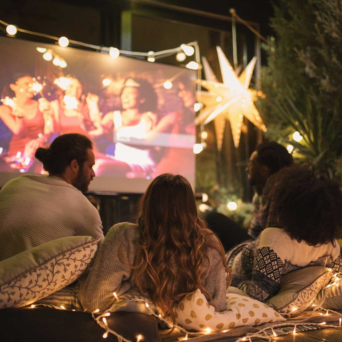 Best Outdoor Projectors for 2020