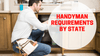 Handyman Requirements By State