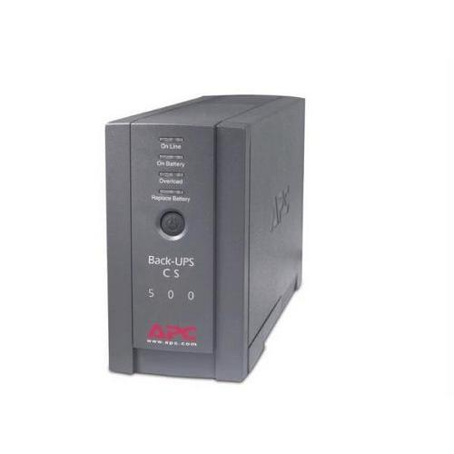 BACK-UPS CS - UPS - EXTERNAL - STANDBY - AC 120 V - 300 WATT / 500 VA - INTERFAC