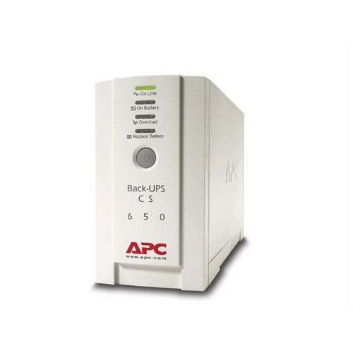 UPS - EXTERNAL - STANDBY - AC 230 V - 400 WATT / 650 VA - 1 X MANAGEMENT - RS-23