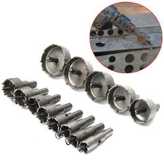 13pcs 16-53mm Hole Saw Drill Bits Hole Saw Cutter Power Tools