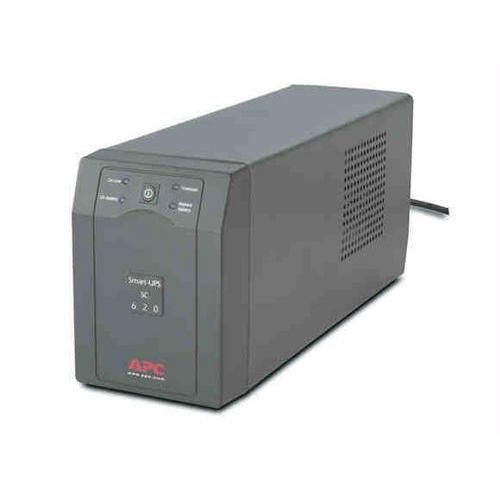 UPS - EXTERNAL - LINE-INTERACTIVE - AC 120 V - 390 WATT / 620 VA - 1 X SERIAL -