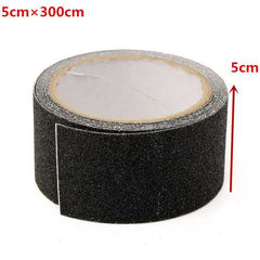 300cm?5cm PVC Anti Slip Tape Non Slip Stickers Adhesive Backed