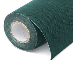 5mx15cm Lawn Carpet Jointing Seaming Tape Self-adhesive Tape Dark Green
