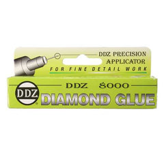 10ml DDZ8000 Glue Transparent Slow-drying Metal Plastic Glue for Diamond Jewelry