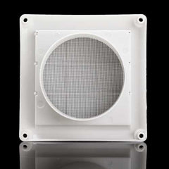 Plastic Ventilator Cover Air Vent Grille Ventilation Cover Wall Grilles Protection Cover