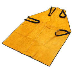 Welding Aprons Protective Clothing Thermal Protection Workwear Leather 100X70CM
