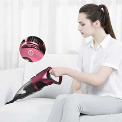 PUPPYOO WP511 2-in-1 Cordless Handheld and Stick Vacuum Cleaner with High-power Long-lasting and 7Kpa Suction Power
