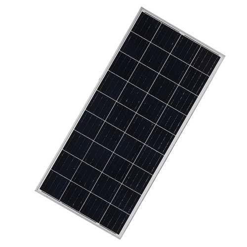 Elfeland P-140 140W 18V Poly Solar Panel Battery Charger For Boat Caravan Motorhome