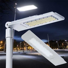 90W 77 LED Street Road Light Waterproof Outdoor Yard Aluminum Lamp Floodlight AC100-240V