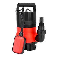400W Ultra Quiet Water Pump 5M 8000L/H Motor Submersible Water Pump Garden Pool Pond