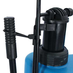 20L Backpack Pressure Water Sprayer Blue Garden Pump Chemical Spray Nozzle Weeds Killer