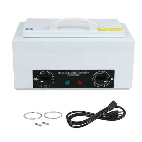 Dental Lab High Temperature Sterilizer Cabinet Vet Salon Nail Dry Heat Tattoo