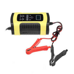 110-220V 12V 6A Battery Charger Smart Automotive Trickle Maintainer Smart Battery Charger Maintainer