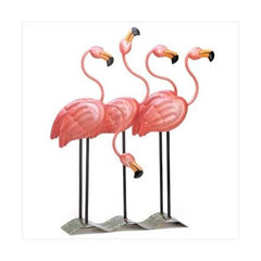 Flock O` Flamingos Decor (pack of 1 EA)