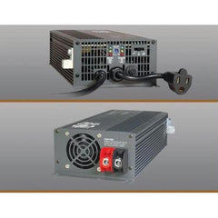 700W 12V DC TO AC INVERTER WITH AUTOMATIC 20-AMP CHARGER
