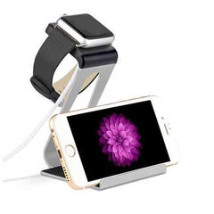 Apple iWatch and iPhone a Dual Charging Stand