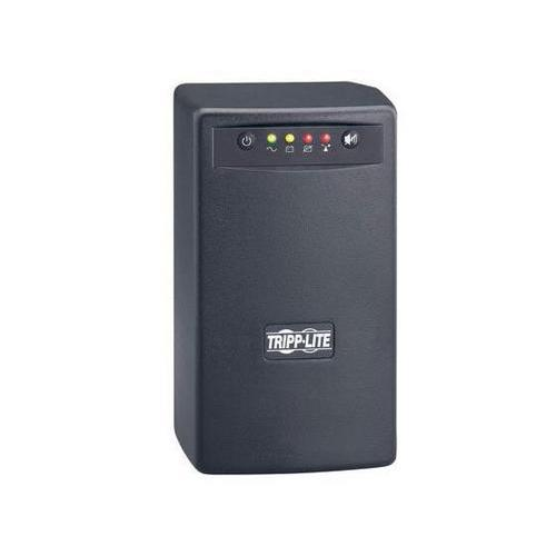 TRIPP LITE 550VA 300W UPS BATTERY BACK UP TOWER AVR 120V USB RJ11 TAA GSA