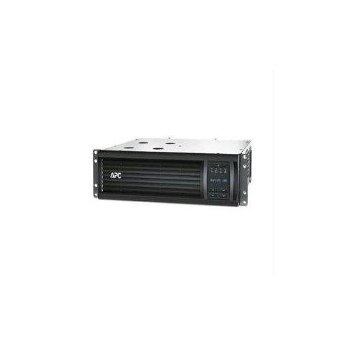 UPS - RACK-MOUNTABLE - 230V - 1 KW - (4) IEC 320 C13, (2) IEC JUMPERS - BLACK