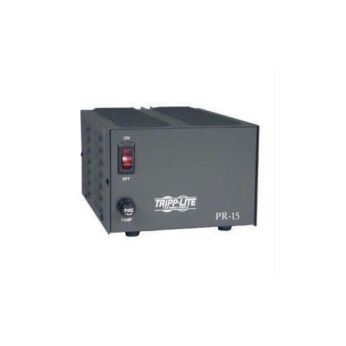 TRIPP LITE DC POWER SUPPLY 15A 120V AC INPUT TO 13.8V DC OUTPUT TAA GSA