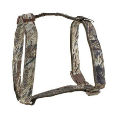 Mossy Oak Basic Dog Harness, Duck Blind, Medium