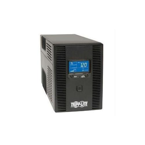 SMART LCD 1500VA TOWER LINE-INTERACTIVE 120V UPS WITH LCD DISPLAY AND USB PORT