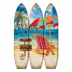 "47"" x 1"" x 71"" Multicolor, Surfboard - Screen"