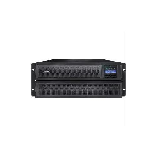 APC SMART-UPS X 2000VA RACK/TOWER LCD 100-127V WITH NETWORK CARD