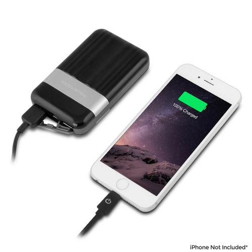 Powerocks Thunder Power 9000mAh Power Bank Portable Charger w/ Lightning Cable