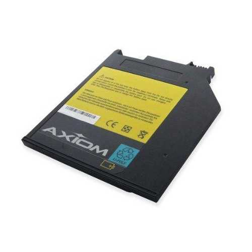 AXIOM LI-ION 6-CELL BATTERY FOR DELL - 312-1241, 312-1381
