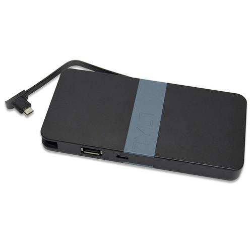 TYLT ENERGI 5200mAh Battery Pack with Built-In Micro-USB Cable and USB Port