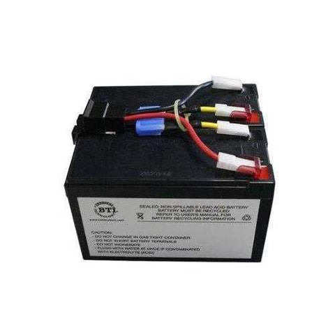 REPLACEMEN UPS BATTERY FOR APC RBC48