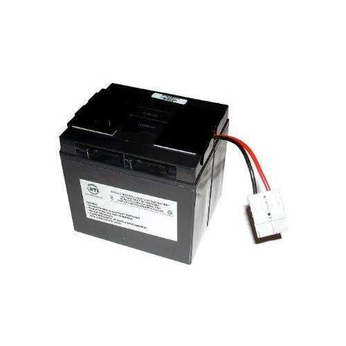 REPLACEMENT UPS BATTERY FOR APC RBC7