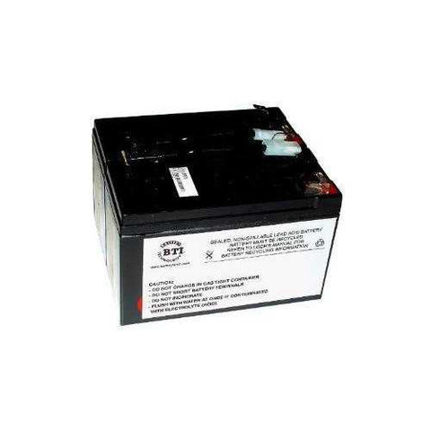 REPLACEMENT UPS BATTERY FOR APC RBC9